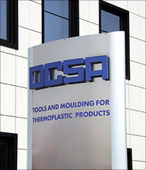 OCSA - Tools and Moulding for Thermoplastic Products